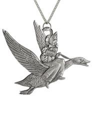Mother Goose - Pendant