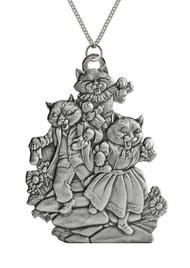 Three Little Kittens - Pendant