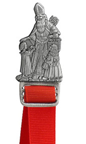 Sinter Clause with Children - Bookmark
