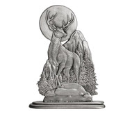 Whitetail Deer - Paperweight or Figurine