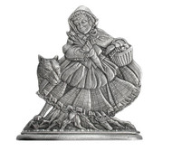Little Red Riding Hood - Paperweight or Figurine