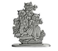 Three Little Kittens - Paperweight or Figurine