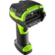 LI3678-SR Rugged Green Vibration Motor Standard Cradle USB (No Line Cord) KIT