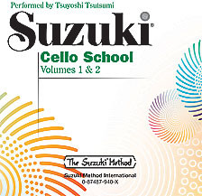 Suzuki Cello CD, Volumes 1 & 2