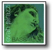 Evah Pirazzi Bass String Set Medium Orchestra with E Extension