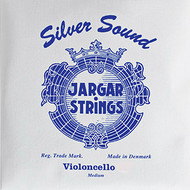 Jargar Silver Sound Cello C String Medium