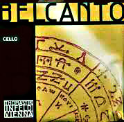 Belcanto Cello A String Medium