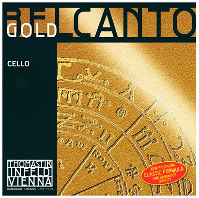 Belcanto Gold Cello G String Medium
