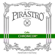 Pirastro Chromcor Cello D String 3/4-1/2 Size