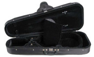 Shaped 399 Viola Case Cordura Case Open