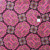 Mark Cesarik PWMC021 Cosmic Burst Gamma Ray Pink Cotton Fabric