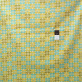 Joel Dewberry VOJD007 Notting Hill VOILE Square Petal Citron Fabric By The Yard