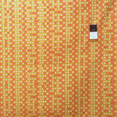 Nel Whatmore PWNW033 Eden Daisy Chain Green Fabric By Yard
