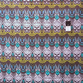 Ty Pennington PWTY035 Impressions Indo Eventide Cotton Fabric By The Yard