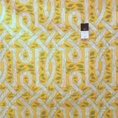 Joel Dewberry JD29 Deer Valley Vinework Gold Cotton Fabric By Yd