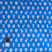 Erin McMorris EM30 Summersault Flowerpop Lake Fabric By The Yard
