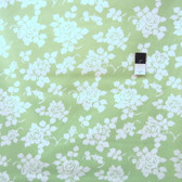 Tanya Whelan TW39 Delilah Rosie Green Cotton Fabric By The Yard