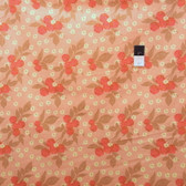 Nel Whatmore PWNW031 Eden Cherry Peach Cotton Fabric By Yard
