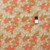 Nel Whatmore PWNW031 Eden Cherry Green Fabric By Yard