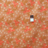 Nel Whatmore PWNW031 Eden Cherry Light Brown Fabric By Yard