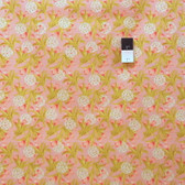 Nel Whatmore PWNW034 Eden Spring Pink Fabric By Yard
