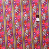 Nel Whatmore PWNW039 Secret Garden Window Box Denim Cotton Fabric By Yard