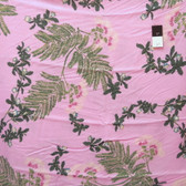 Amy Butler RAAB05 Alchemy Honeysuckle Bloom Rose RAYON Fabric 1 Yard