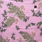 Amy Butler RAAB05 Alchemy Honeysuckle Bloom Rose RAYON Fabric 1 3/4 Yard