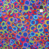 Brandon Mably PWBM040 Jolly Cobalt Quilt Cotton Fabric By The Yard