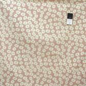 Nel Whatmore PWNW038 Secret Garden Daisy Dot Linen Cotton Fabric By Yard