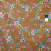 Jennifer Paganelli PWJP066 Happy Land Claudia Golden Cotton Fabric By Yard