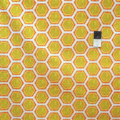 Ty Pennington PWTY036 Hive Sunset Cotton Fabric By The Yard