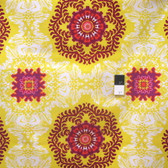 Ty Pennington PWTY038 Venice Sunset Cotton Fabric By The Yard