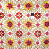 Ty Pennington PWTY040 Maya Sunset Cotton Fabric By The Yard