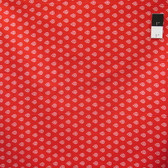 Tula Pink PWTC027 True Colors Lady Bug Lava Cotton Fabric By The Yard