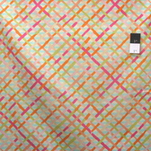 Brandon Mably PWBM037 Mad Plaid Pastel Quilt Cotton Fabric By The Yard
