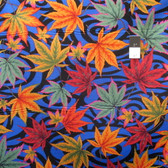Philip Jacobs PWPJ080 Maple Stream Cobalt Cotton Quilting Fabric By Yard