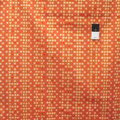 Nel Whatmore PWNW033 Eden Daisy Chain Peach Fabric By Yard