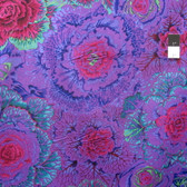 Philip Jacobs PWPJ051 Brassica Purple Cotton Quilting Fabric By Yard