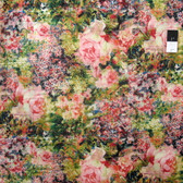 Tim Holtz PWTH014 Foundations Bouquet Multi Cotton Fabric By The Yard