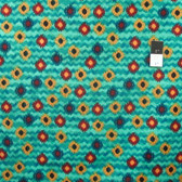 Timeless Treasures C2389 Oasis Small Ikat Cotton Quilting Fabric By Yard