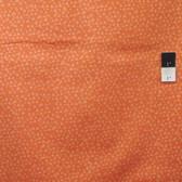 Timeless Treasures C3776 Fun Tonal Triangles Orange Quilting Fabric By Yard
