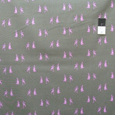 Kathy Doughty Folk Art Revolution Line Dancing Traditional Cotton Fabric By Y