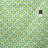Heather Bailey True Colors PWTC015 Pop Blossom Turquoise Fabric By The Yard