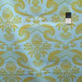 Jennifer Paganelli PWJP072 Circa Lilly Yellow Cotton Fabric By Yard