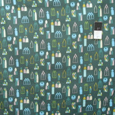 Anna Maria Horner Fibs & Fables PWAH098 Escape Forest Fabric By The Yard