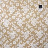 Verna Mosquera PWVM127 Rustic Blush Shadow Rose Burlap Cotton Fabric By Yd