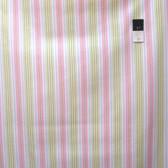 Tanya Whelan TW37 Delilah Stripe Green Cotton Fabric By The Yard