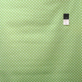 Tanya Whelan TW43 Delilah Dots Green Cotton Fabric By The Yar