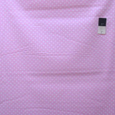 Tanya Whelan TW43 Delilah Dots Pink Cotton Fabric By The Yard